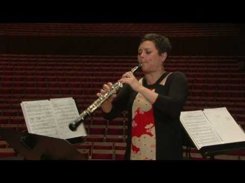 Sydney Symphony Master Class - Oboe - Strauss