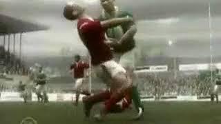 Rugby 06  HYPERSPIN MICROSOFT XBOX OLD X BOX ORIGINAL NOT MINE VIDEOSUSA