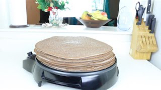 "Ethiopian Food ""How to make Injera using Teff only"""