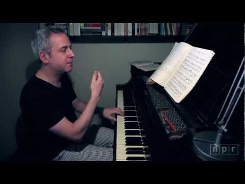 NPR: The Goldberg Variations with Jeremy Denk: Aria