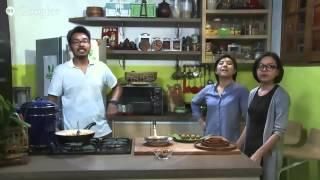 Masak.TV Cookalong Hangout NGABUBURIT