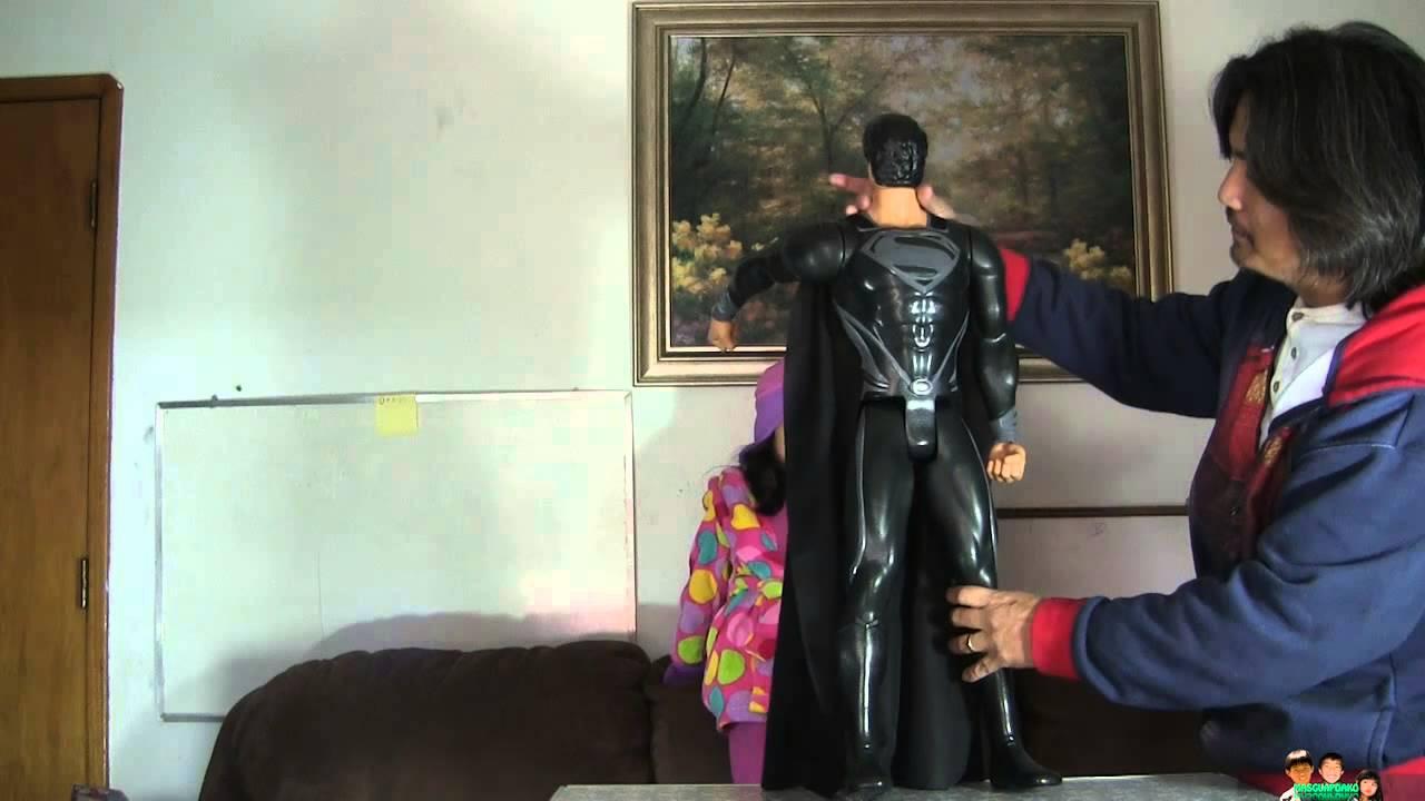 Black Suit Superman Black Suit Superman Man of