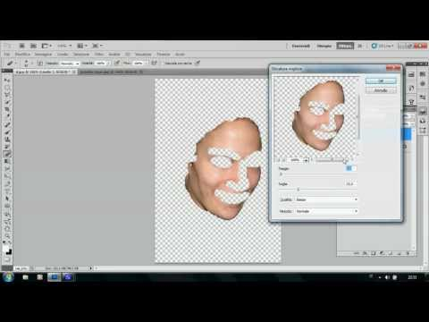 Tutorial sette Photoshop, abbronzare le foto, rifarsi una pelle perfetta e truccarsi