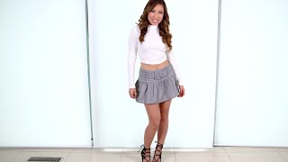 Get Crop Top Abs with Cassey Ho | Fashion Fit