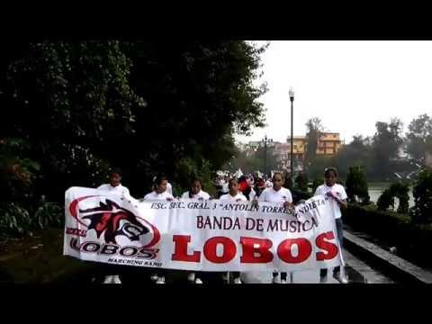 Lobos Marching Band G3 Xalapa