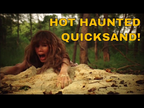 Evil Hot Haunted Quicksand Sucks In Anna Jandrasopark (asian Movie) video