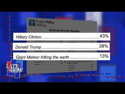 Fun With Presidential Polling