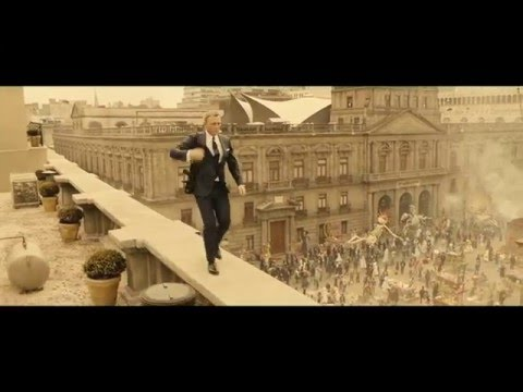 Spectre's Day Of The Dead Opening Tracking Shot (1080p)