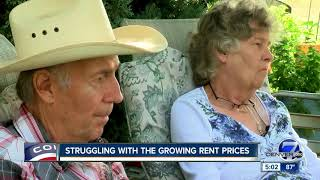 Fort Collins senior couple on the verge of being homeless because of skyrocketing rent