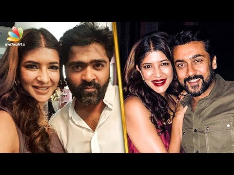Surya was my FAVO, but now... ? : Lakshmi Manchu Opens Up | Jyothika | Kaatrin Mozhi