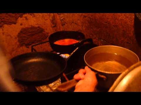 Cocinando con Manzanita...