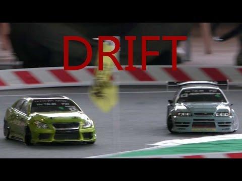 Evento RC Drift Italia Hobby Model Expo Spring 2015