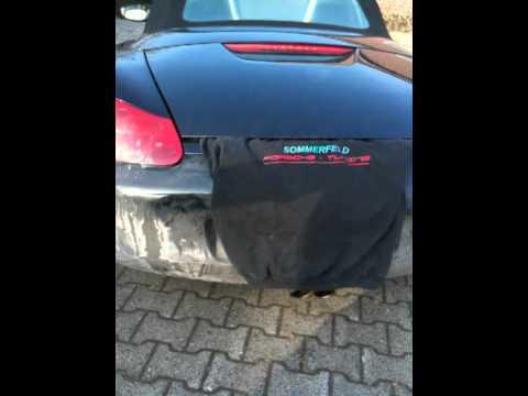 Porsche 986 s Boxster
