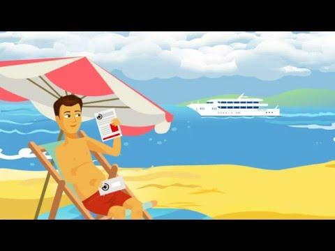 Animasjonsvideo for Agva Kraft