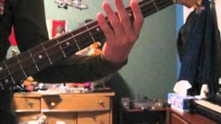 Santana Smooth Bass Cover