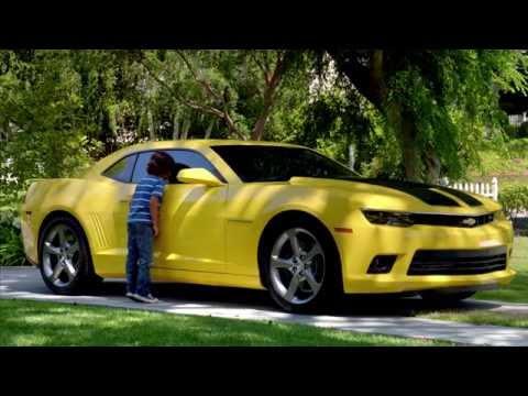 Chevrolet Camaro - Бамбли из «Трансформеры: Эпоха истребления»