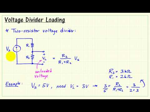 myDAQ mini-lab: Voltage Divider II -- Loading effects -- Whiteboard lecture