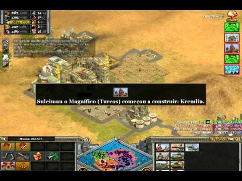 O melhor RTS sobre Historia da humanidade