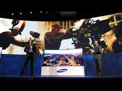 Michael Bay Walks Off Stage During Samsung Demonstration At CES