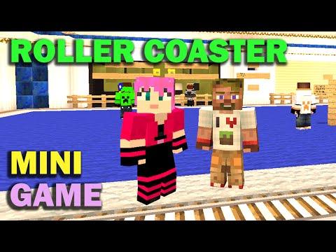 ч.02 Roller Coaster Mini-Game - Секретный проход