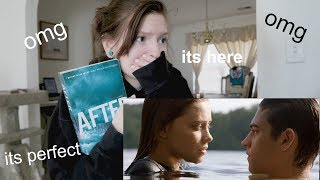 OFFICIAL AFTER MOVIE TRAILER REACTION!!