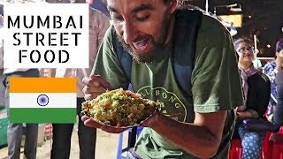 Mumbai Street Food At Chowpatty Beach