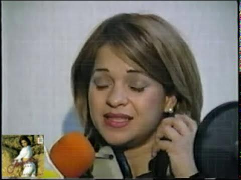 Jacqueline Alcala - En la grabacion de su Disco