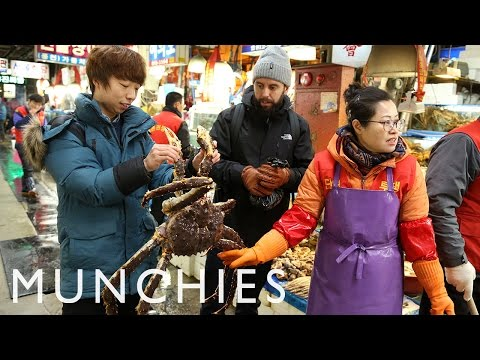 MUNCHIES Presents: A Culinary Trip to Seoul with Parachute