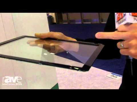 InfoComm 2015: Baanto Introduces Low Profile 3.2mm Bezle