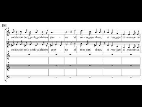 Монтеверди Клаудио - Una Donna fra l