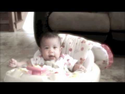 Nyomi Anne's 4th Month... video