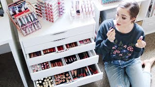 My CRAZY Lipstick Collection... 😬