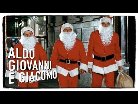 La banda dei Babbi Natale è arrivata! – Aldo Giovanni e Giacomo