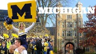 A M E R I C A {Ann Arbor - University of Michigan}
