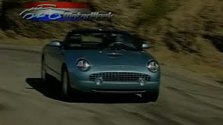 MotorWeek | Retro Review: '02 Ford Thunderbird