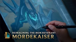 Mordekaiser: Reimagining the Iron Revenant - Behind the Scenes | League of Legends