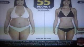 Hydroxycut Commercial - Charlene