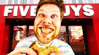 TOP 10 UNTOLD TRUTHS OF FIVE GUYS!!!