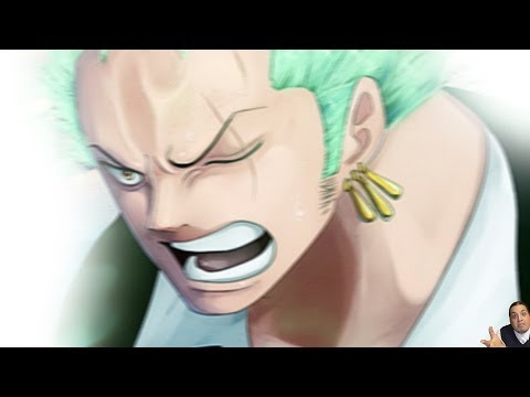 One Piece 740 Manga Chapter ワンピース Review -- Zoro Vs Pica + Luffy Vs Doflamingo Incoming?