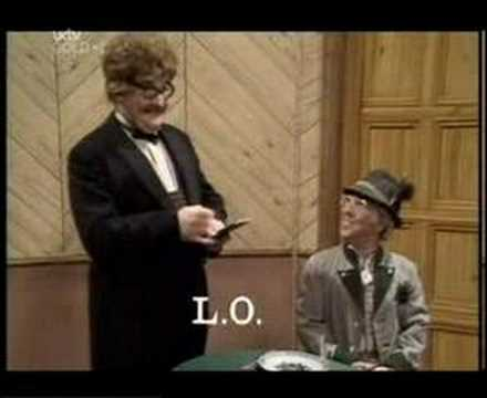 The Two Ronnies - Swedish Made Simple Music Videos