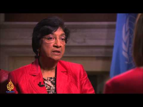 Navi Pillay: Speaking truth to power