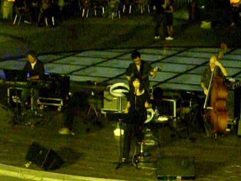 Hong Kong International Jazz Festival 2009(Youn Sun Nah Quartet feat.Eugene Pao) Part 03