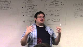 Brandon Sanderson 2013 Lecture 7: How To Not Break Viewpoint (5/7)