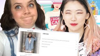 We Try YesStyle Clothes For Under $100