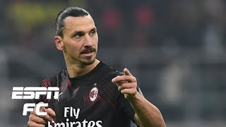 Every touch Zlatan Ibrahimovic had in his AC Milan debut vs. Sampdoria | Serie A Highlights