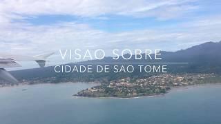 Visita a São Tome e Principe