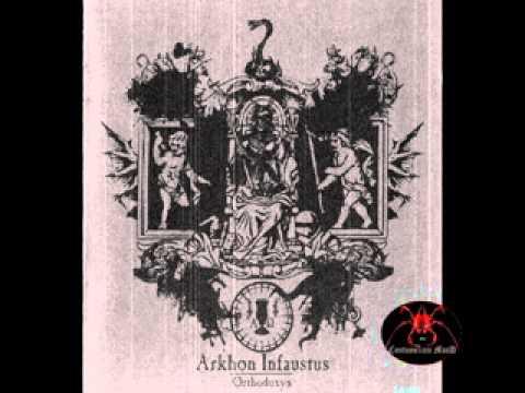 Arkhon Infaustus - Trigrammaton