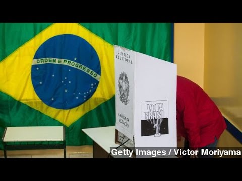 Brazil Presidential Election Will Be Settled In Runoff Vote