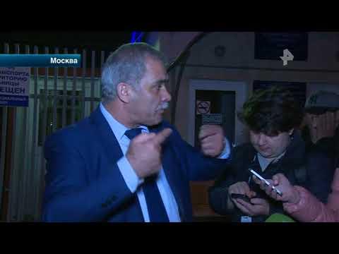 Участники побоища у ТЦ в Москве рассказали, что их земляка завернули в ковер и выбросили на помойку
