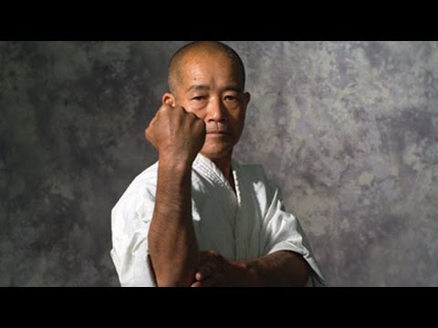 History of Karate Video: The Story of Goju-Ryu Karate Techniques Master Teruo Chinen Image 1